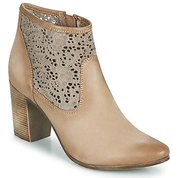 Zapatos Mujer Botines JB Martin DENTEL Beige
