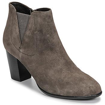 Zapatos Mujer Botines JB Martin CHRISTEL Fango