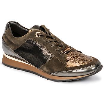 Zapatos Mujer Zapatillas bajas JB Martin VILNES H18 Kaki