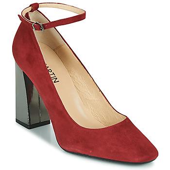 Zapatos Mujer Zapatos de tacón JB Martin XEBRA Rosado
