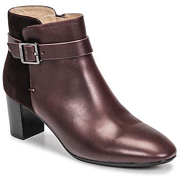Zapatos Mujer Botines JB Martin AELIS Viña