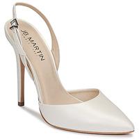Zapatos Mujer Zapatos de tacón JB Martin JEANNE Silver