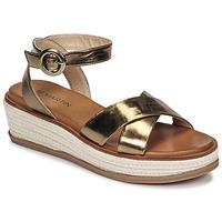 Zapatos Mujer Sandalias JB Martin CASTEL Kaki