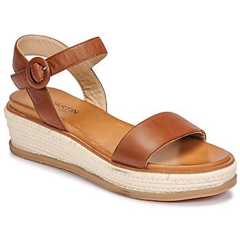 Zapatos Mujer Sandalias JB Martin CAT Avellana