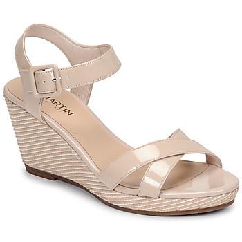 Zapatos Mujer Sandalias JB Martin QUERIDA Nude