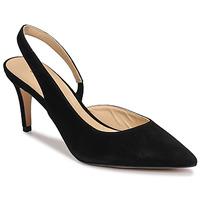 Zapatos Mujer Zapatos de tacón JB Martin ALANA Negro