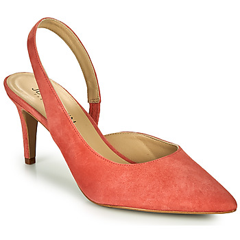 Zapatos Mujer Zapatos de tacón JB Martin ALANA Coral / Sunlight
