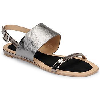 Zapatos Mujer Sandalias JB Martin AVERY Acero