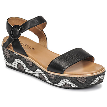 Zapatos Mujer Sandalias JB Martin CAT Negro