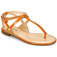 Zapatos Mujer Sandalias JB Martin GENIE Naranja