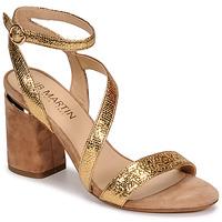 Zapatos Mujer Sandalias JB Martin KRYSTEN Gold
