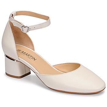 Zapatos Mujer Zapatos de tacón JB Martin TARAH Napa / Natural