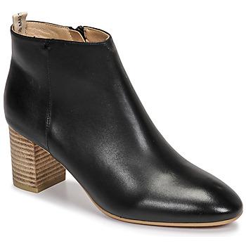 Zapatos Mujer Botines JB Martin ALIZE Negro