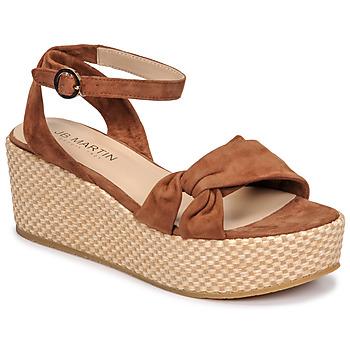 Zapatos Mujer Sandalias JB Martin CAPRI Tan