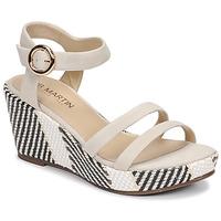 Zapatos Mujer Sandalias JB Martin DORKA Beige