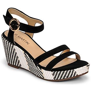 Zapatos Mujer Sandalias JB Martin DORKA Negro