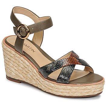 Zapatos Mujer Sandalias JB Martin EMEA Oliva