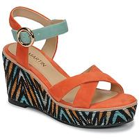Zapatos Mujer Sandalias JB Martin EMEA Papaya