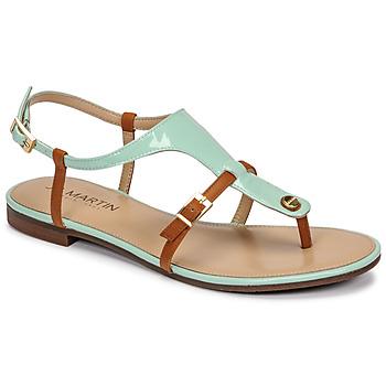 Zapatos Mujer Sandalias JB Martin GAELIA Azur