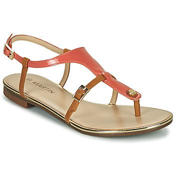 Zapatos Mujer Sandalias JB Martin GAELIA E20 Coral
