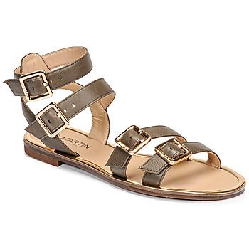 Zapatos Mujer Sandalias JB Martin GAPI E20 Oliva
