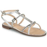 Zapatos Mujer Sandalias JB Martin GRIOTTES Plateado