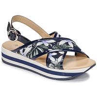 Zapatos Mujer Sandalias JB Martin ILANG Marino