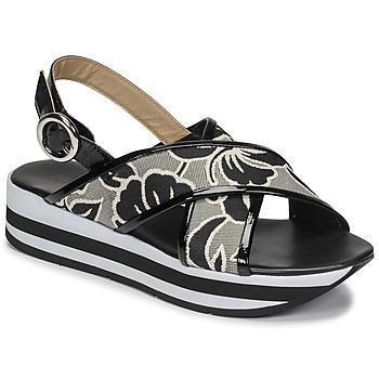 Zapatos Mujer Sandalias JB Martin ILANG Negro