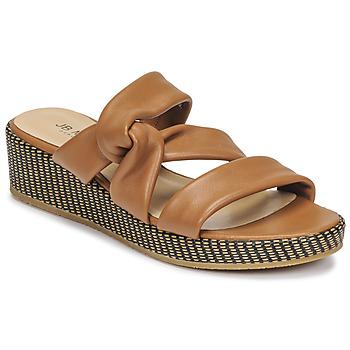 Zapatos Mujer Sandalias JB Martin JAM Tan