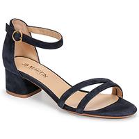 Zapatos Mujer Sandalias JB Martin MACABO Negro