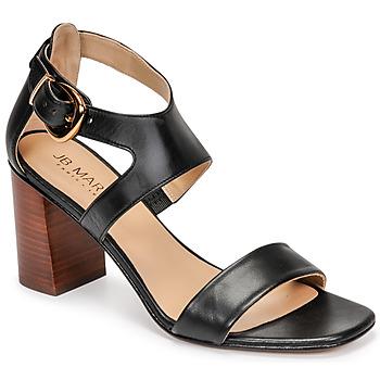 Zapatos Mujer Sandalias JB Martin NAWELI Negro