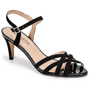 Zapatos Mujer Sandalias JB Martin PIRIA Negro