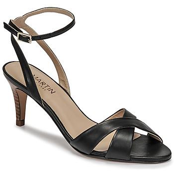 Zapatos Mujer Sandalias JB Martin POETIE Negro