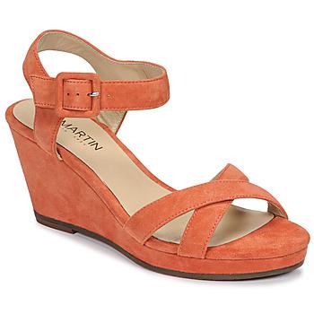 Zapatos Mujer Sandalias JB Martin QUERIDA Papaya