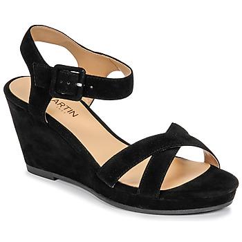 Zapatos Mujer Sandalias JB Martin QUERIDA E20 Negro