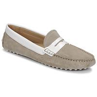 Zapatos Mujer Mocasín JB Martin TABATA E20 Lino