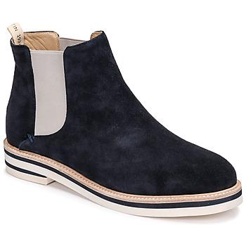 Zapatos Mujer Botas de caña baja JB Martin XILANE Marino