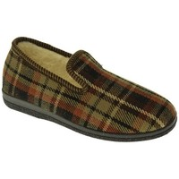 Zapatos Hombre Pantuflas Roal ZAPATILLAS SR   MARRON Marrón