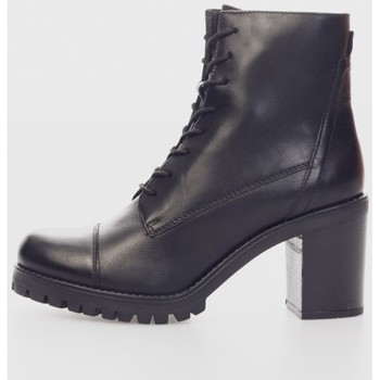 Zapatos Mujer Low boots Oxyd WH-238H07 Negro