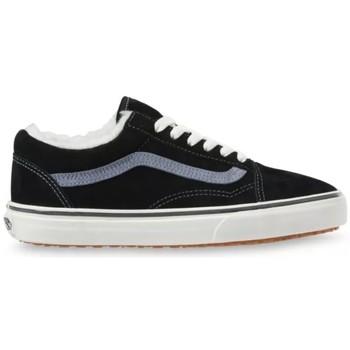 Zapatos Mujer Zapatillas bajas Vans Old Skool Mte Noir fourrure VN0A348FI2J1 Negro