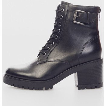 Zapatos Mujer Botines Oxyd WH-174H20 Negro