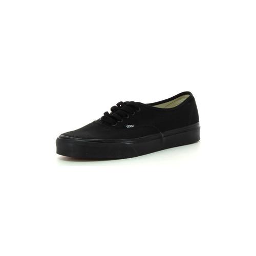 Zapatos Hombre Zapatillas bajas Vans Authentic black