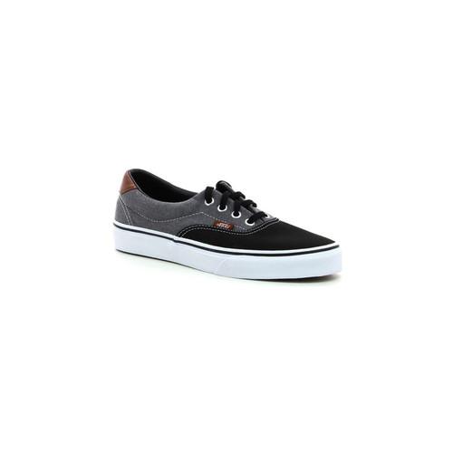 Zapatos Zapatillas bajas Vans U Era 59 canvas/chambrey black