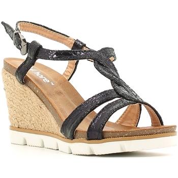 Zapatos Mujer Alpargatas Le Chicche BF7244/5 Negro