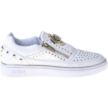 Zapatos Mujer Zapatillas bajas Guess FL5BEE LEA12 Blanco