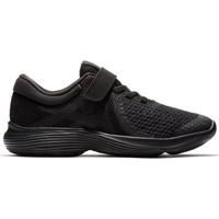 Zapatos Niños Zapatillas bajas Nike 943305 Negro