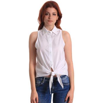 textil Mujer Tops / Blusas Fornarina BE174573CA1609 Blanco