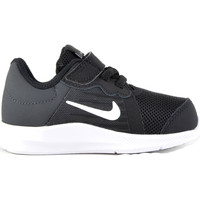Zapatos Niños Zapatillas bajas Nike 922856 Negro