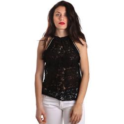 textil Mujer Tops / Blusas Gaudi 911BD45026 Negro