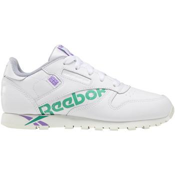 Zapatos Niños Zapatillas bajas Reebok Sport DV9603 Blanco